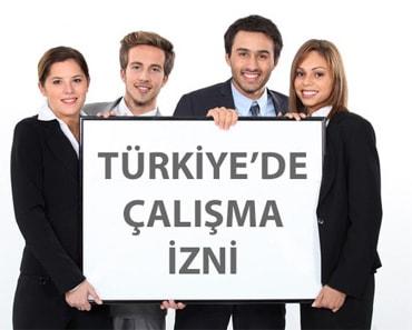 Türkiye'de Çalışma İzni