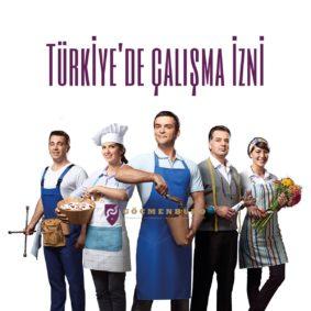 Türkiye Çalışma İzni
