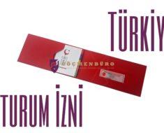 Türkiye Oturum izni