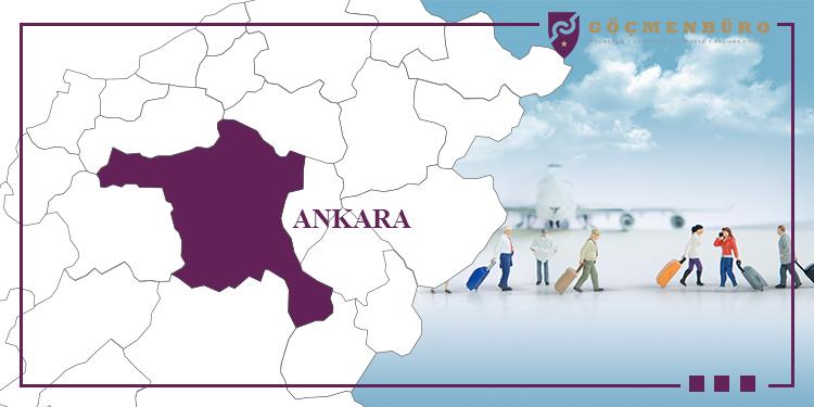 Ankara'dan yapılacak vatandaşlık işlemleri