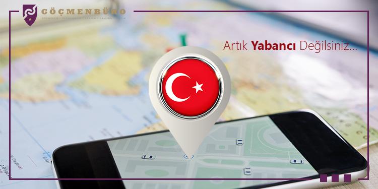 Türkiye ikamet izni evrakları 2021